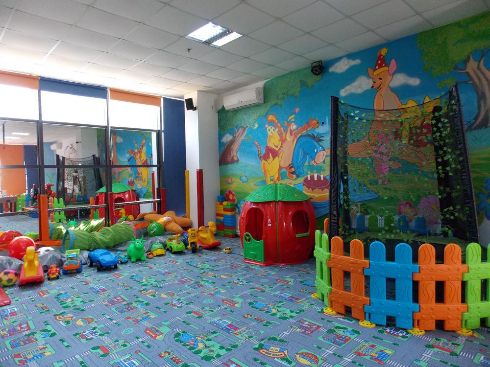 Loc de joaca pentru petreceri copii Bucuresti