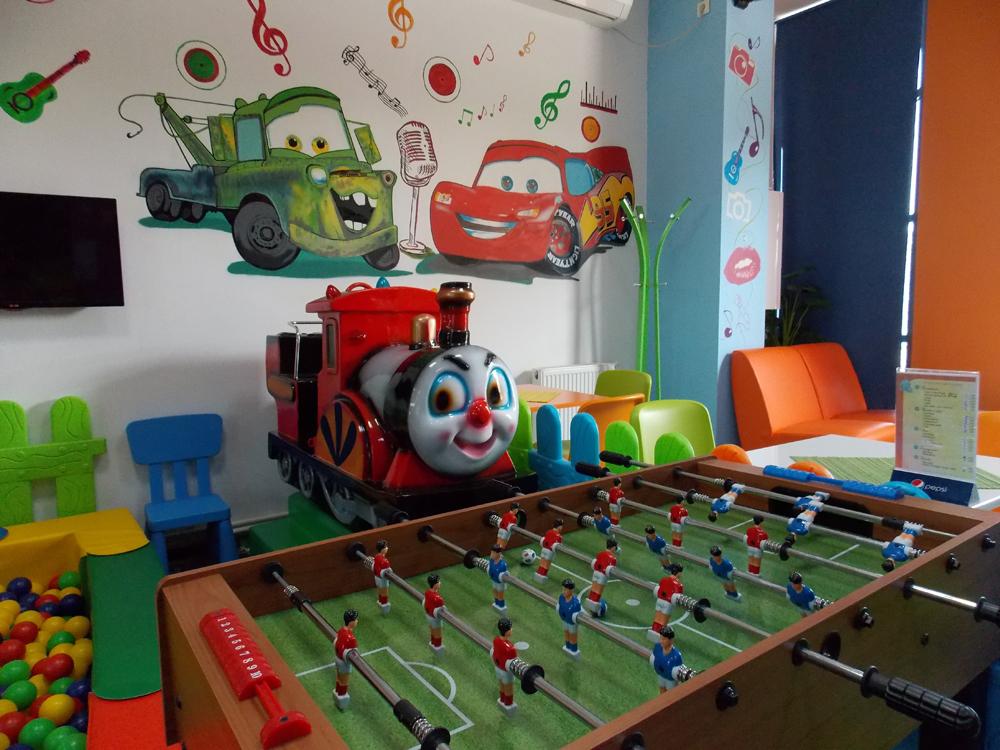 Loc de joaca Bucuresti