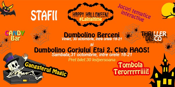 Halloween 2015 – #LaInaltime